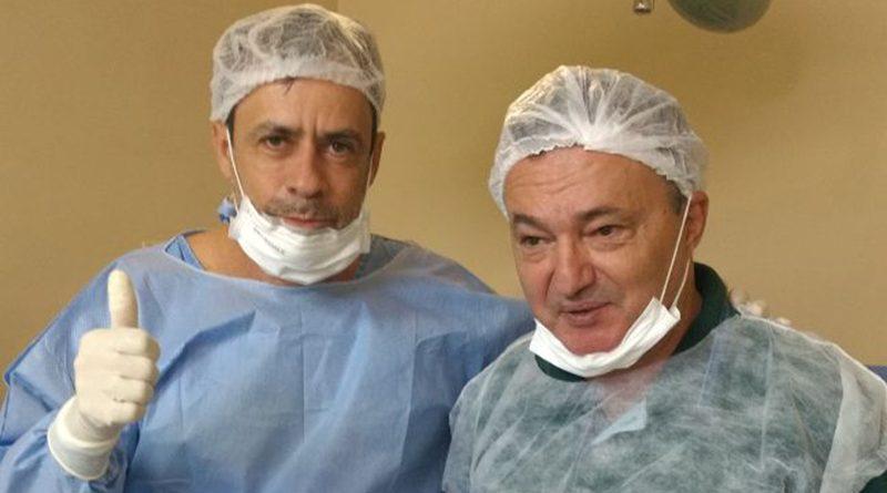 SMS realiza 100 primeiras cirurgias de catarata