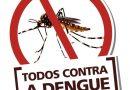 """Vigilância monitora casos suspeitos de dengue; """"importado"""" está em tratamento."""
