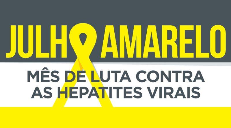 """Saúde tem agenda para a campanha """"Julho Amarelo"""""""