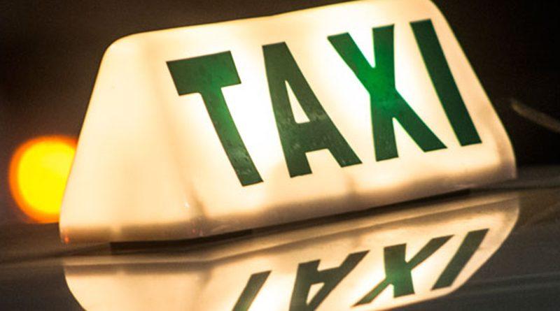 Táxis serão padronizados; fiscalização começa segunda.