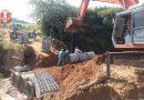 Secretaria de Obras e Saep devem concluir nova construção da Ponte do Mafra nos próximos dias
