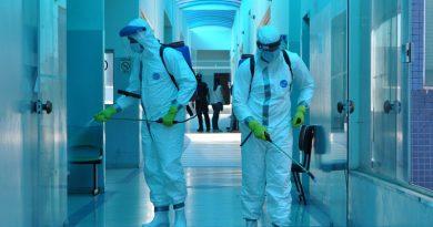 Realizada desinfecção do CEM, o Centro de Especialidades Médicas de Pirassununga