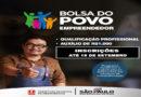 Inscrições abertas para o Bolsa Empreendedorde R$ 1000